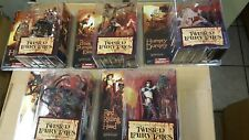 Monsters & Twisted Fairy Tales - McFarlane Set of 5
