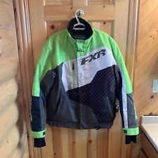 FXR Mens Snowmobile Coat Jacket Size Medium F.A.S.T. WARM arctic cat