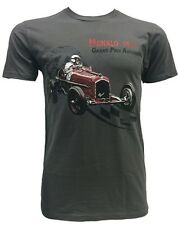 Alfa Romeo Vintage Monaco Grand Prix 1934 T/Shirt Large Size Only! 1st on Ebay.