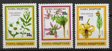 1991 Albania. Albanian Stamps. Flowers  MNH.