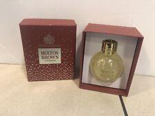 Molton brown vintage with elderflower shower gel bauble