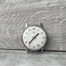 Vintage Soviet watch SVET made in the USSR