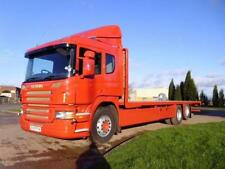 Flatbed Scania Commercial Lorries & Trucks