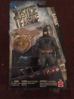 NEW! DC Comics Justice League Batman Action Figure, 6'' (FNY01)