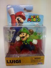 """Super Mario LUIGI Jakks Pacific Exclusive 2.5"""" Figure 2019"""