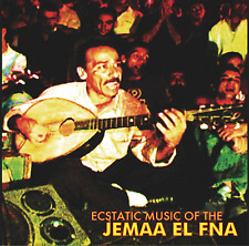 ECSTATIC MUSIC OF THE JEMAA EL FNA LP/Sublime Frequencies/Sun City Girls/Morocco
