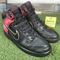 UK8 Nike SB Dunk Premium Bloody Sunday Hi Top Trainers | 313171-005 | EU42.5