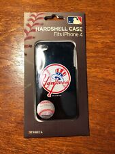 NEW New York Yankees MLB Official Hardshell PHONE CASE FOR IPHONE 4 TRIBECA