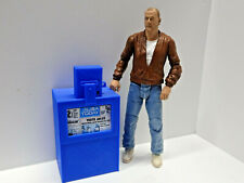 Newspaper Box Blue 1/10 scale Action Figure Diorama doll house Accessories