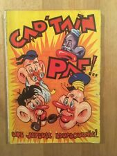 CHOTT - Cap'tain Paf - Reliure éditeur (numéros 1 à 7)