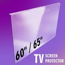 "TV Screen Protector CLEAR 60"" inch / 65"" inch Protection Cover"