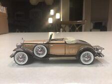 New Listing1/43 Franklin Mint 1930 Cadillac V-16 World's Greatest Cars