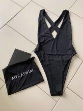 12fd97779d7 Myra Swim Hunter One Piece - Black Small