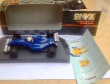 ONYX 120 Williams F1 die cast model car no. 6 PLAIN BLUE BODY Patrese 1:43rd