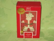 Lenox ~ 2017 Annual ~ Ginger Claus ornament ~ #869898 ~ free shipping