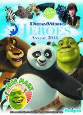 DreamWorks Heroes Annual 2014-Pedigree Books Limited