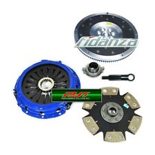 PSI STAGE 4 CLUTCH KIT+FIDANZA ALUM FLYWHEEL MITSUBISHI LANCER EVOLUTION 7 8 9