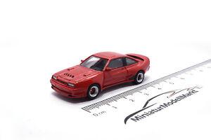 Opel Manta B Mattig - rot - 1991 - 1:87 - BoS-Models (87247)