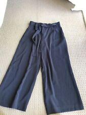 Worn Once Like New Zara Navy Wide Legs Pants S