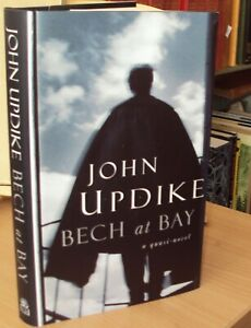 BECH AT BAY by JOHN UPDIKE - 1st EDITION HB DUSTJACKET