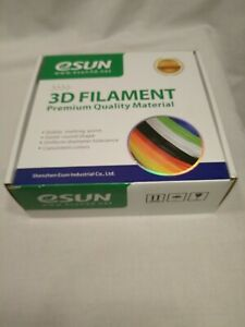 eSUN ABS+ 2.85mm ABS 3D Printer Filament Spool Refills White