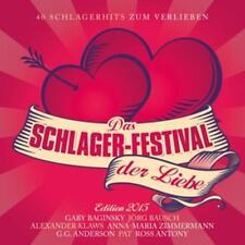 Das Schlagerfestival Der Liebe 2015 von Various Artists (2014)