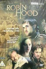 ROBIN HOOD - Series 1 Vol 1   BBC (DVD, 2-Disc Set) . FREE UK P+P ..............