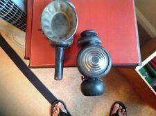 Two Pieces Vintage Oil Lantern Lamps