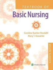 Textbook of Basic Nursing Eleventh Edition