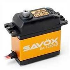 Savox SA1230SG Coreless Digital Servo 0.16/499.9 at 6v