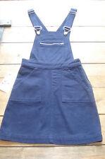 Miss Selfridge Navy Dark Blue Denim Dress Size 6