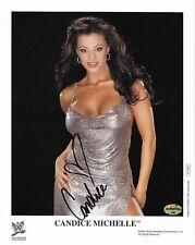 Autographs-Original Photos CARLITO WWE SIGNED AUTOGRAPH 8X10 PROMO PHOTO W/ PROOF