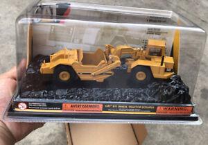 1/64 CAT Caterpillar 55303 611 Wheel Tractor Scraper Engineering Vehicle Model