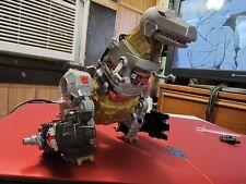 Transformers Power The Primes Lot Dinobot Volcanicus Set Swoop Slug Snarl Sludge