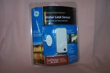 GE Choice Alert Wireless Alarm System Water Leak Sensor NEW in Package Easy Use