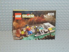 LEGO® System Bauanleitung 4920 Rapid Rider ungelocht instruction B1492