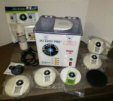 JFJ Easy Pro Disc Cleaner And Repair System Machine & Extras GameCube Pads L@@K