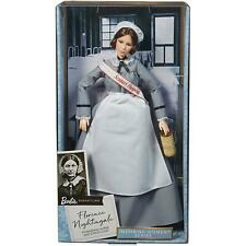 Barbie Florence Nightingale Nurse Inspiring Women 2019 Mattel GHT87