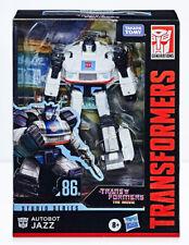 Hasbro Transformers Studio Series 86-01 Deluxe Movie Jazz Action Figure In Stock