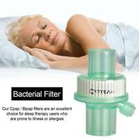 Disposable For CPAP BiPAP Hose Sleep Apnea Snoring CPAP Bacterial Filters Health