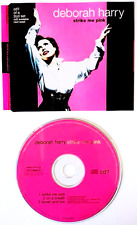 DEBORAH HARRY - Strike Me Pink (CD Single Pt 1) (VG/VG)