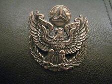 WWII US ARMY FLIGHT ACE US CIVIL AIR PATROL SEMPER VIGILANS HAT BADGE