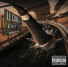 LL Cool J Exit 13 [PA]  (BRAND NEW CD, Sep-2008, Def Jam (USA) FREE SHIPPING !!