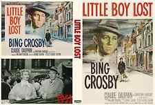 LITTLE BOY LOST 1953 Bing Crosby