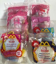 McDonalds Happy Meal Hello Kitty Toys Mixed Lot of 7 Sealed