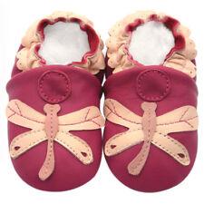 Littleoneshoes Soft Sole Baby Shoes Toddler Kids Prewalk Infant Dragonfly 0-6M
