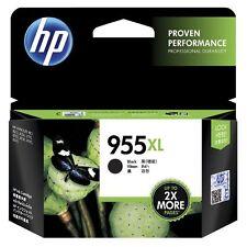 1 x Genuine HP955XL black ink cartridge L0S72AA for HP 8210,8710,8720,8740,8745