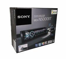 Sony MEX-N5000BT Single DIN In-Dash CD/AM/FM/USB Stereo Receiver w/ Bluetooth