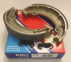 EBC REAR Brake Shoes (S618) fits Suzuki LT-Z90 Quadsport (2007 to 2017)