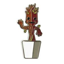 Baby Groot Marvel Mondo Enamel Guardians of the Galaxy Lapel Pin by Tom Whalen